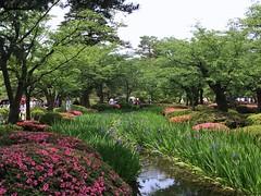 Kenroku-en Garden #10 in Kanazawa (Fuyuhiko) Tags: city garden 1 town kanazawa kenrokuen ishikawa    pref