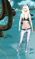 fun with Lara 09 (IT! (Indulge Temptation!)) Tags: phoenix spirit lara secondlife blackkite ikon maitreya glamorize 8f8 glamaffair kustom9 livalle hairlology