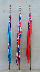 The Cenotaph (pjpink) Tags: uk england london spring memorial britain may flags ww1 cenotaph warmemorial whitehall worldwar1 2016 pjpink