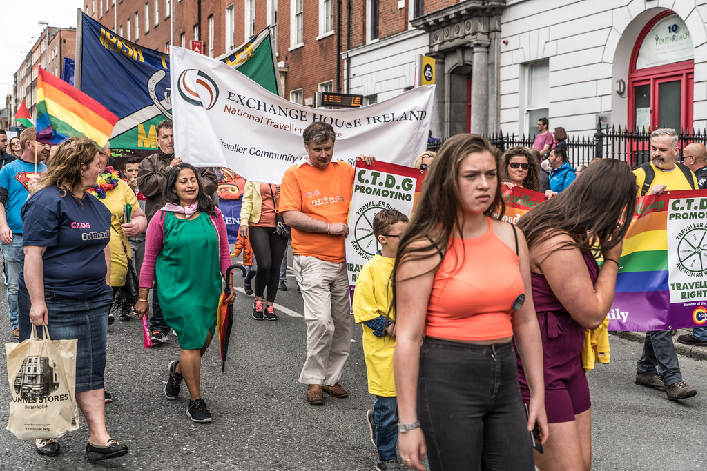 PRIDE PARADE AND FESTIVAL DUBLIN 2016 [EXCHANGE HOUSE IRELAND]-118206