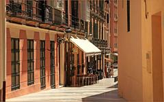 Calle  Malaga, Andalucia, Espana (claude lina) Tags: claudelina espana spain espagne andalucia andalousie malaga ville town architecture rue street