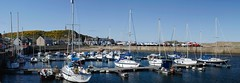 findochty harbour (stusmith_uk) Tags: landscape coast scotland harbour moray findochty