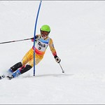 Big White Racer Zane Torres at 2012 K1 Provincials PHOTO CREDIT: Gavin Crawford