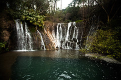 CHINA Sichuan Province Leshan Mount Emei  Waterfalls 2497 AJ20