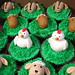 "Farm animal cupcakes <a style=""margin-left:10px; font-size:0.8em;"" href=""http://www.flickr.com/photos/64091740@N07/6873784136/"" target=""_blank"">@flickr</a>"