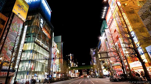 Top Stores In Akihabara