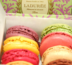 Macaroons by Ladure (Holland Fabric House) Tags: paris cookies macaroons ladure