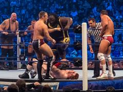 Randy Orton, Big Show & Sheamus vs. Daniel Bryan, Mark Henry & Cody Rhodes