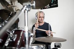 WORLD5 - Raimund Breitfeld - drums (world5music) Tags: promotion musiker jobb brännö raimond september2011