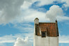 Room at the Top (gms) Tags: roof architecture clouds scotland fife top room tiles culross