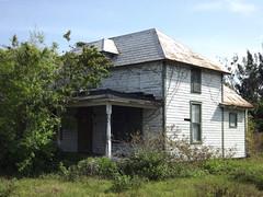 abandoned 1906 house in White City Florida (mainmanwalkin) Tags: abandoned florida whitecity portstlucie stluciecounty saintluciecounty
