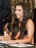 Kim Kardashian Kim and Khloe Kardashian launch The Kardashian Kollection at Sears Woodfield Mall Chicago, Illinois