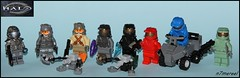 HALO Figbarf (n7mereel) Tags: blue red 3 trooper black green canon eos grey sand marine purple lego steel space 4 rifle helmet halo assault special f armor pistol april shock plasma vs reach blade ba grenade visor grunt troop magnum 29th spartan mongoose evolved 2012 noble frag mereel needler 60d brickarms odst combt n7mereel figbarf brickfoge