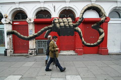Street Art London Juni2012 (204) (liborius) Tags: street uk urban brick london art illustration graffiti image outsider kunst creative can spray east lane gb end hackney undergroung strase strasenkunst shortedich