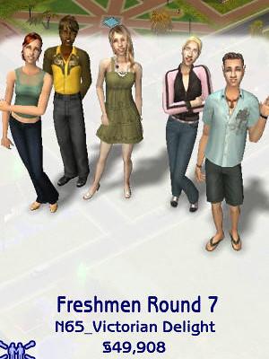 6 - Freshman - University Round 8-14