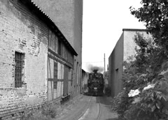 99 1542-2 shunting Mugeln (RhinopeteT) Tags: germany east oschatz mugeln