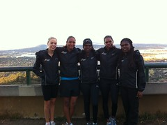 "The girls at the top of Mount Ainslie after a great run • <a style=""font-size:0.8em;"" href=""https://www.flickr.com/photos/64883702@N04/7194264310/"" target=""_blank"">View on Flickr</a>"