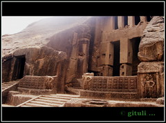 4. IN-MH-MUM-SNP - Kanheri caves (19) (Kquester) Tags: park caves national gandhi sanjay kanheri