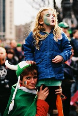 St Patrick's Day 2012 83a (Anthony Cronin) Tags: ireland dublin green film st analog 35mm patrick ishootfilm celtic stpatrick apug shamrock stpatricksday 2012 nikonf80 saintpatricksday paddysday march17 march17th dubliners dublinstreet patricks dublinstreets allrightsreserved saint ireland dublinlife streetsofdublin irishphotography patricksdayparade lifeindublin irishstreetphotography 50mmf14dnikkor dublinstreetphotography streetphotographydublin anthonycronin livingindublin insidedublin livinginireland streetphotographyireland expiredfujicolor200 fujicolor200superia tpastreet photangoirl