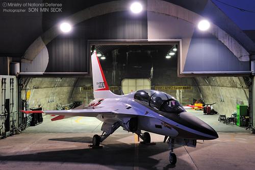 2009년 3월 공군 T-50 (9)