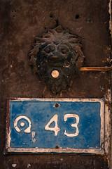Press the lion (Daniel Kulinski) Tags: turkey mirror europe image daniel creative picture evil samsung poland antalya imaging 1977 less nx nx200 kulinski daniel1977 samsungnx samsungimaging samsungnx200 danielkulinski