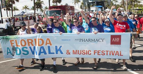 2012 Florida AIDS Walk & Music Festival