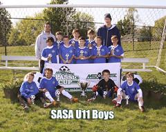 "SASA U11 Boys • <a style=""font-size:0.8em;"" href=""http://www.flickr.com/photos/49635346@N02/7262614930/"" target=""_blank"">View on Flickr</a>"