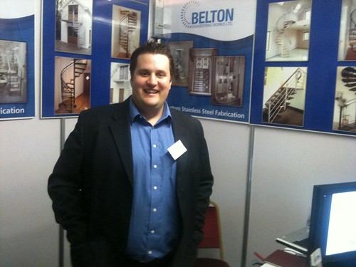 Belton Engineering | Longford Expo 2012