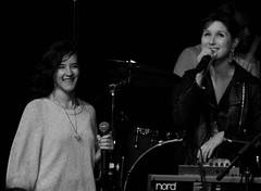 Ximena Sariñana & Francisca Valenzuela (r4m0n) Tags: music canon gig música conciertos mexicali 60d ximenasariñana