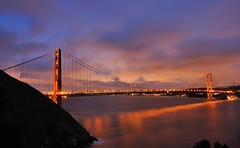 Happy Birthday! (Marc Briggs) Tags: sanfrancisco bridge bay pacific goldengatebridge goldengate sanfranciscobay