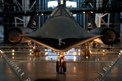 Lockheed SR-71 Blackbird