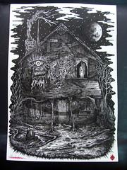 Sonrisas perdidas IV (Situs inversus) Tags: people abandoned ex me night dark dead woods spooky cult whatever osk feelings spells situs libris inversus