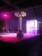 Tesla Coil by Andrew*, on Flickr