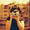 En redscale (santisss) Tags: closeup yashica yashicad xr50 polaroidsx70 yashinon redscale closeup1 lomographyfilm