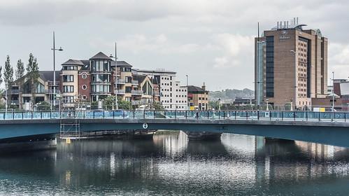 Queen Elizabeth II Bridge, Belfast