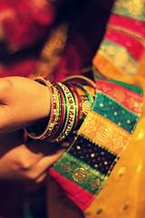 Preparations (Rabiah-M) Tags: wedding pakistan canon bokeh culture traditions pakistani bangles 50mmlens mehdni canon600d