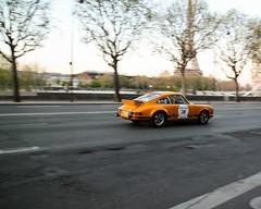 Porsche 911 Carrera RS 2.7l (Pichot Thomas) Tags: auto paris car canon 2000 tour 911 grand porsche palais 27 rs carrera optic 2016 500d