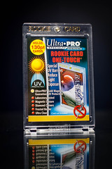 Ultra Pro Rookie Card One Touch (cdn_jets_cards) Tags: ice sports hockey cards one touch hobby card pro ultra rookie