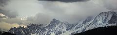 """Les Aiguilles de Chamonix (Isat"""") Tags: panorama mountain alps nature montagne alpes landscape neige nuage paysage moutains montblanc"""