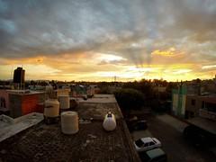 Atardecer (Eduardo Guzmn (Kuma)) Tags: sol atardecer nubes calma tranquilidad