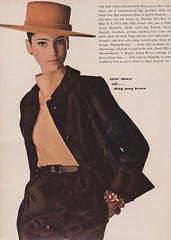 Vogue Editorial Sept. 1965 (moogirl2) Tags: vintage 60s vogue editorial 1965 irvingpenn 60sfashion vintagevogue vintagefashionphotography