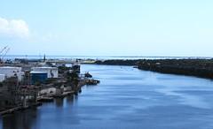 Ybor Channel towards Tampa Bay (Hear and Their) Tags: tampa bay florida ybor channel