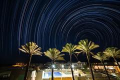 Novotel star trail || Exmouth (David Marriott - Sydney) Tags: canon star resort trail 5d exmouth novotel 14mm samyang stcked starstax
