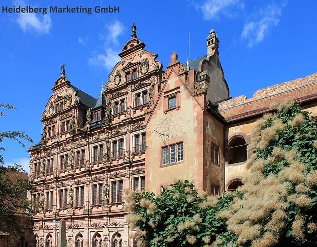憧れの古都ハイデルベルク観光1日ツアー(旧市街散策のオプショナルツアー)