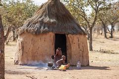 Himba - Namibia (wietsej) Tags: sony namibia 70200 himba a900 sal70200g