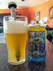 Beer Series (WarpFactorEnterprises) Tags: beer spring lemon ipod tricycle 49 series parallel meyers 2016 radler 2016springbeerseries