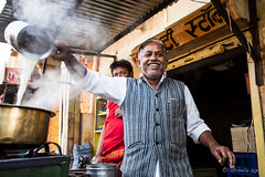 Showboating 5019 (Ursula in Aus - Away) Tags: india jaisalmer chaiwallah chai