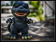 The King of Monsters (Puffer Photography) Tags: toys utah pop godzilla actionfigures movies funko bountiful 2016 funkofantasy