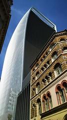 Walkie-Talkie (little_frank) Tags: windows architecture facade skyscraper britain financialdistrict tall impressive futuristic imposing walkietalkie cityoflondon oldandnew 20fenchurchstreet imponence