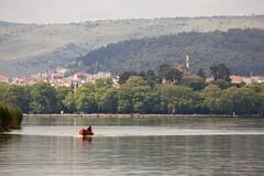 Ioannina (S_end) Tags: lake water springtime ioannina pamvotis tamron70300vc